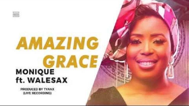 Monique Ft Wale Sax Amazing Grace