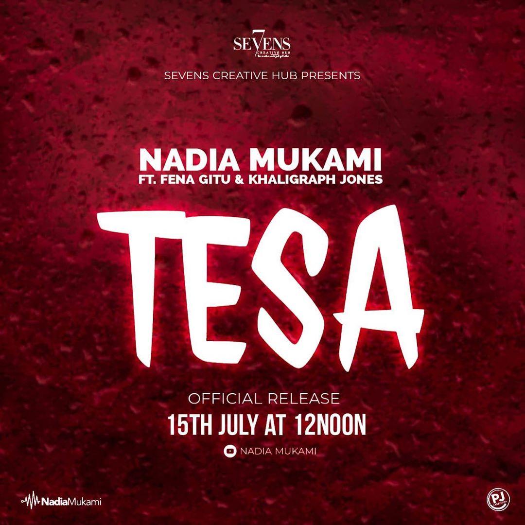 Nadia Mukami Tesa