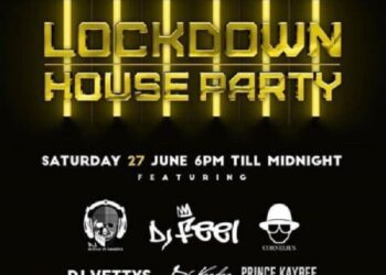Prince Kaybee Lockdown House Party Mix