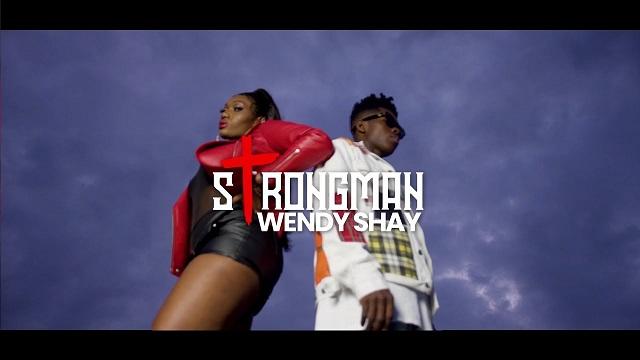 Strongman - Mokobe ft. Wendy Shay