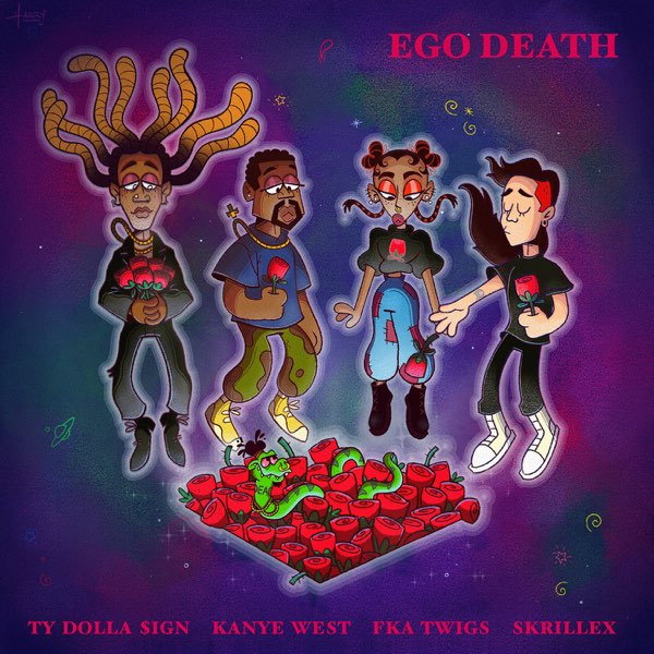 Ty Dolla Sign Ego Death