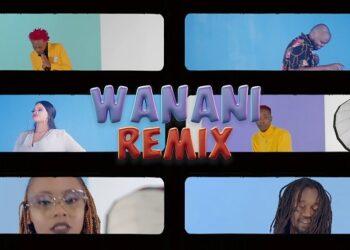 Wanani Bahati (Remix)