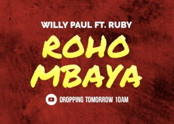 Willy Paul Roho Mbaya