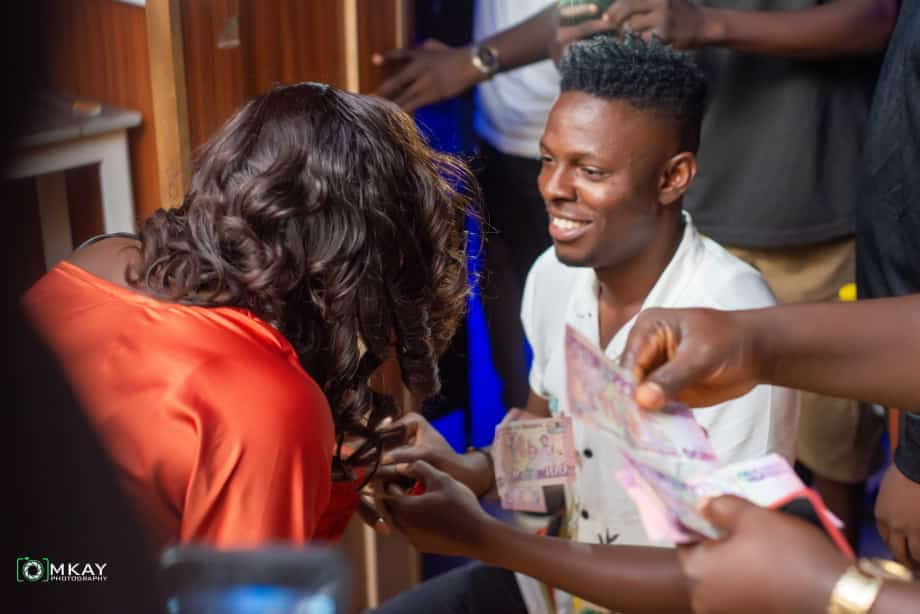 Comedian Freemouth Proposes To His Girlfriend