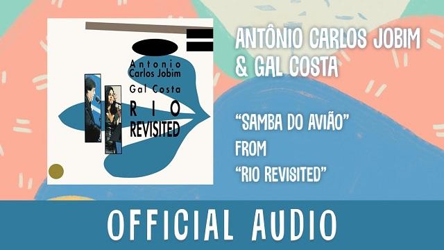 Antônio Carlos Jobim And Gal Costa Samba Do Aviao