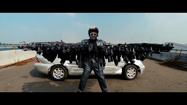 Black Eyed Peas Action (official Video)