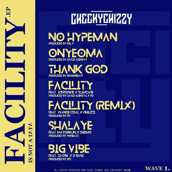 Cheekychizzy Facility Is Not A Tata