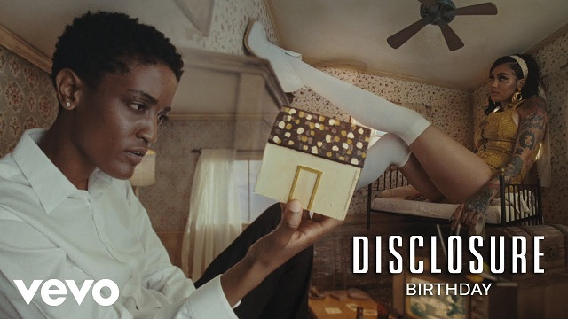 Disclosure, Kehlani, Syd Birthday