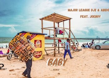 Major League & Abidoza Baby (Amapiano Remix)