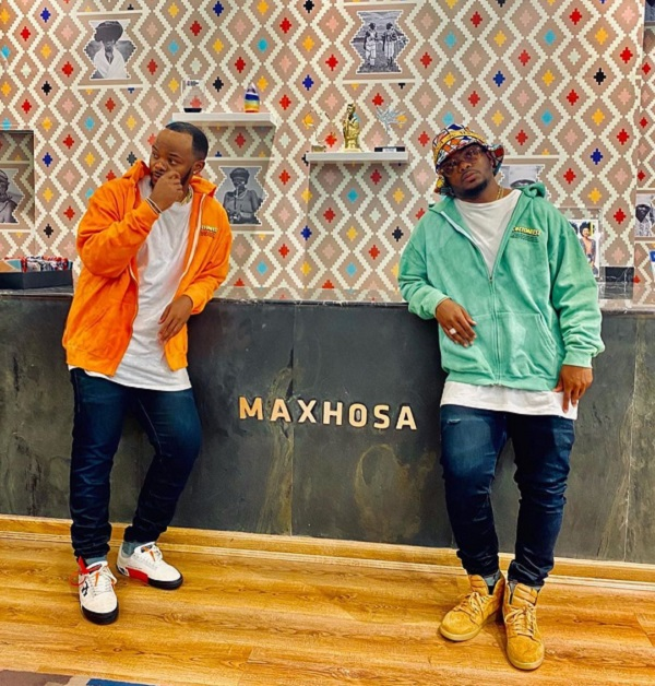 Major League Amapiano Live Balcony Mix 28 (maxhosa Store)