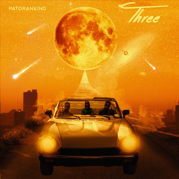 Patoranking Three Album