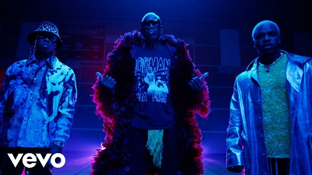 A$AP Ferg Dennis Rodman Video