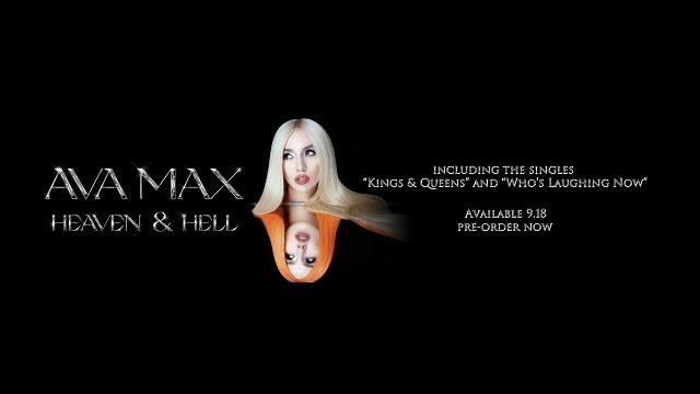 Ava Max Naked
