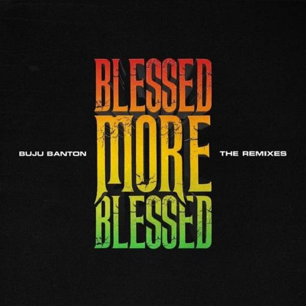 Buju Banton Blessed (Remix)