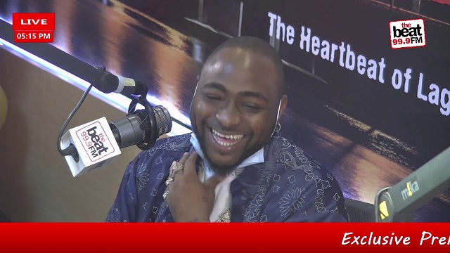 Davido Interview