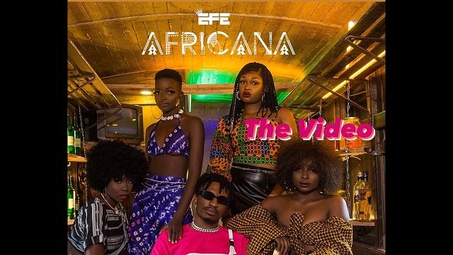 Efe Africana Video