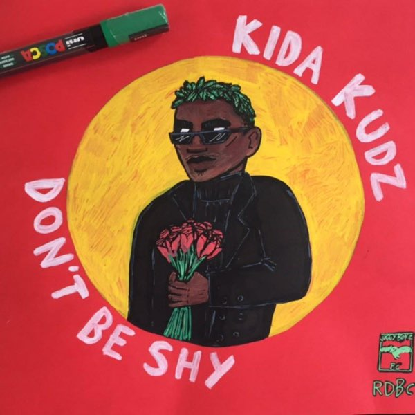 Kida Kudz Don't Be Shy