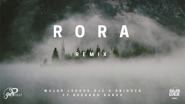 Major League Rora Amapiano (Remix)
