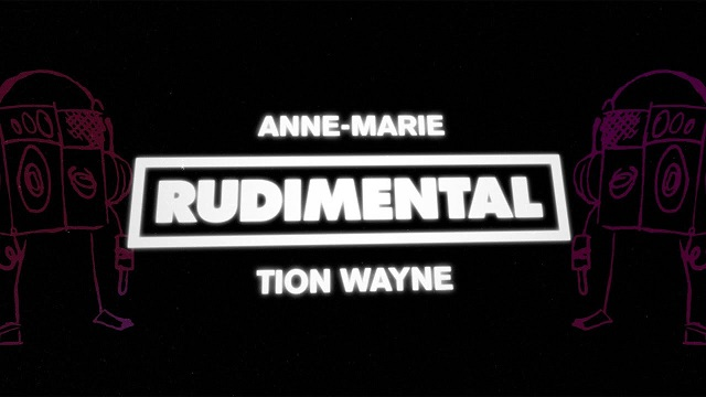 Rudimental Come Over Ft. Anne Marie, Tion Wayne