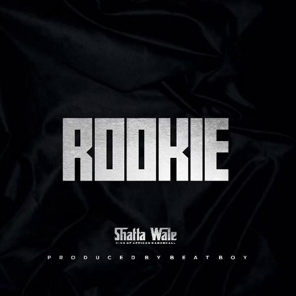 Shatta Wale Rookie Artwork