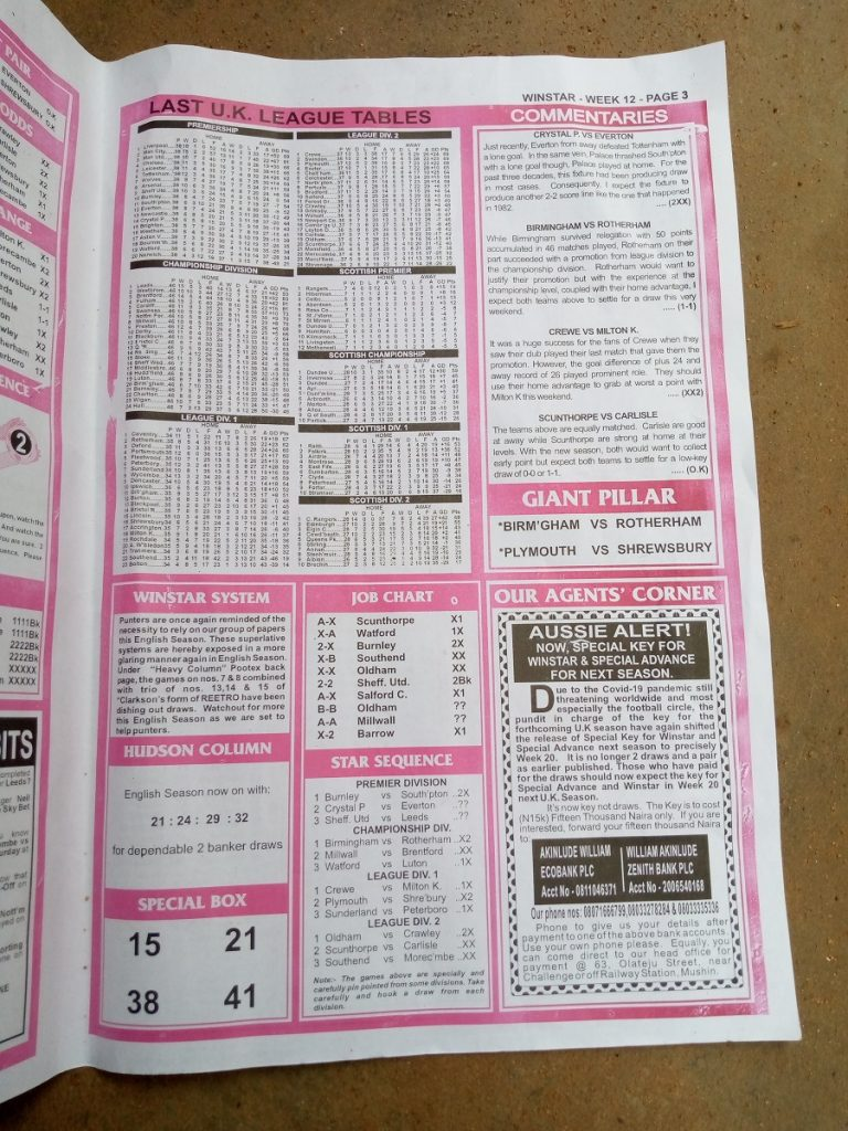 Week 12 Winstar 2020 Page 3