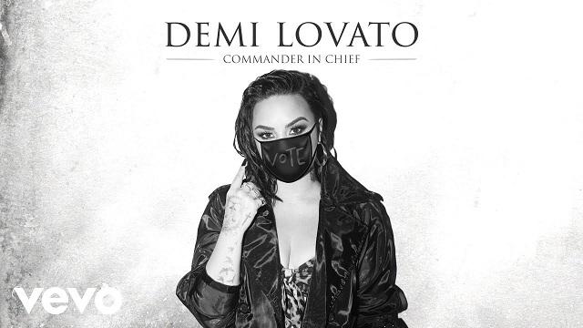 Demi Lovato Commander In Chief