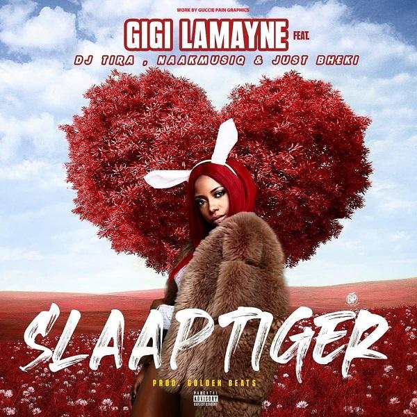 Gigi Lamayne Slaaptiger