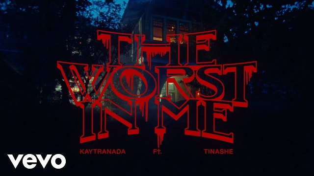 Kaytranada The Worst In Me (official Video) Ft. Tinashe