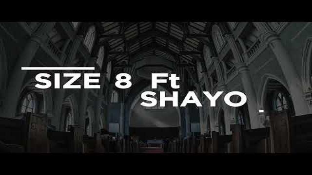 Size 8 Ft. Shayo Ameuweza