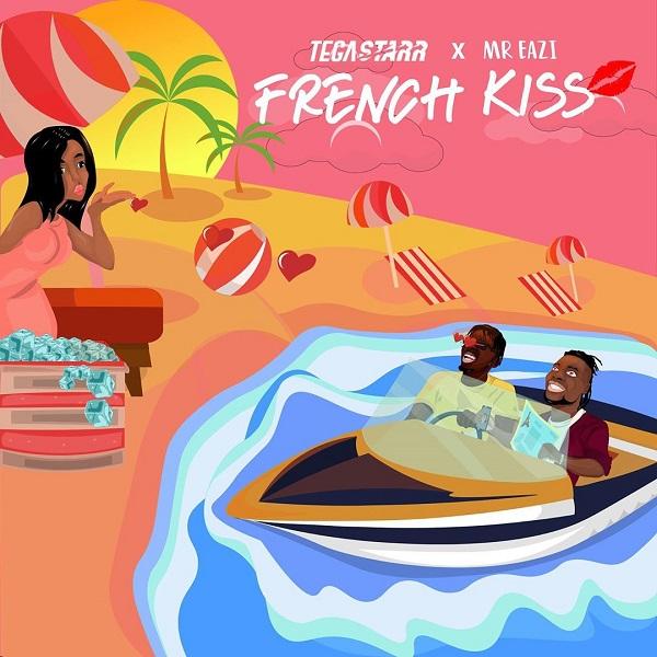 Tega Starr French Kiss