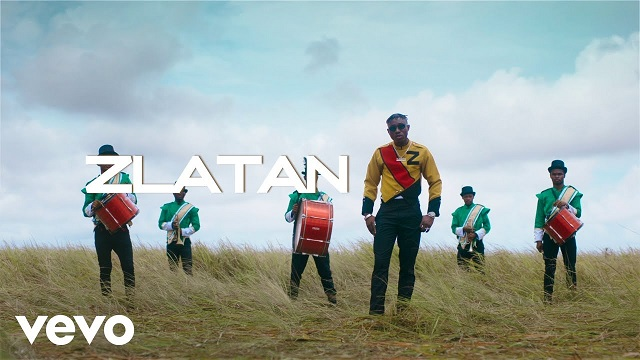 Zlatan Lagos Anthem Video