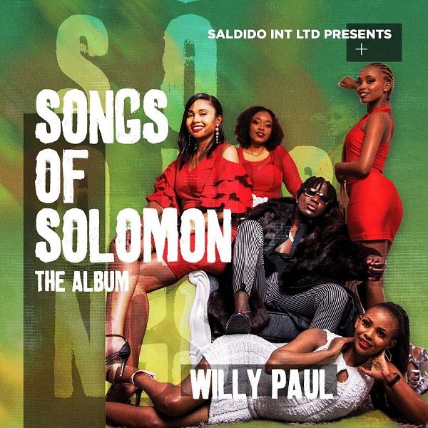Willy Paul Songs of Solomon Album