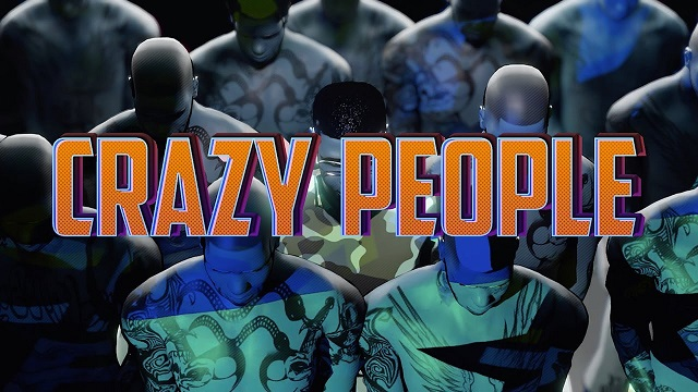 Darkovibes Crazy People Video
