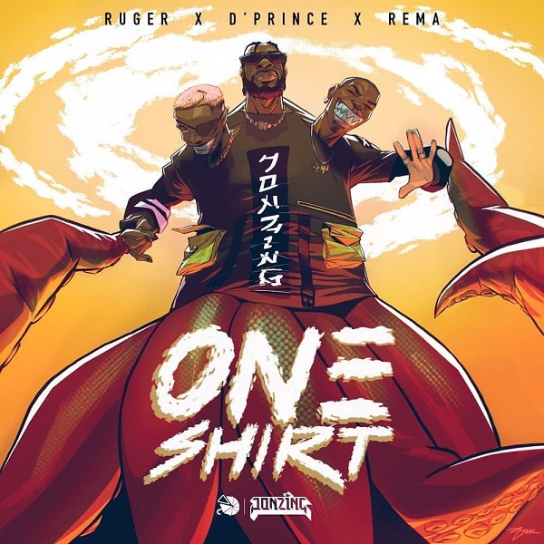 Ruger DPrince Rema One Shirt