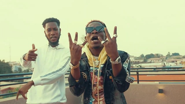 Shatta Wale Azaa Video