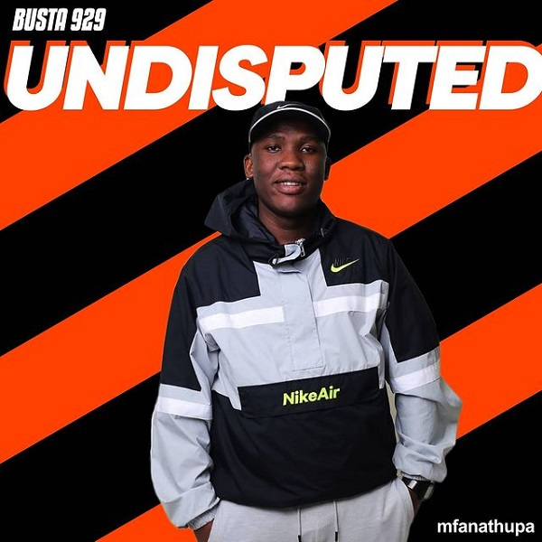 Busta 929 Undisputed EP