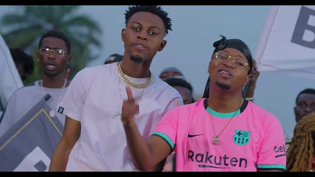 Kweku Flick Ko Jo Cue Adwuma Nasi Official Video