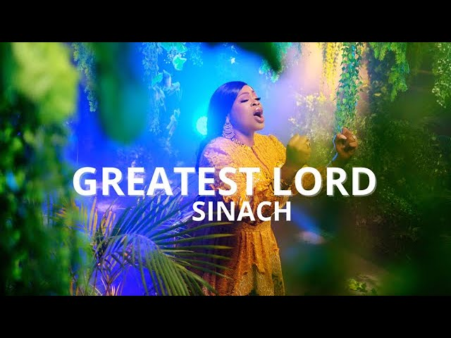 Sinach Greatest Lord Video