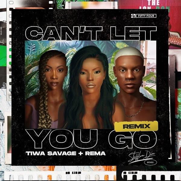 Stefflon Don Cant Let You Go Remix