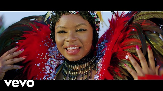 Yemi Alade Turn Up Video