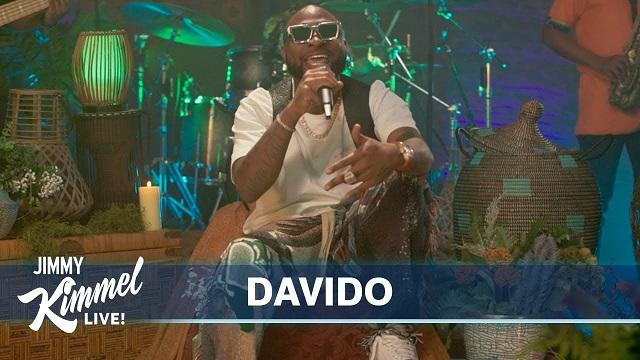 Davido Assurance and Jowo Medley Video