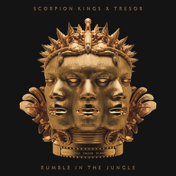 Kabza De Small DJ Maphorisa TRESOR RUMBLE IN THE JUNGLE