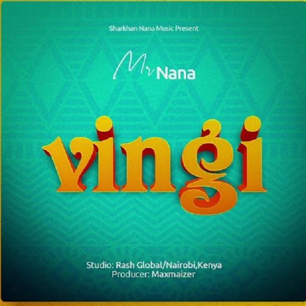 Mr Nana Vingi