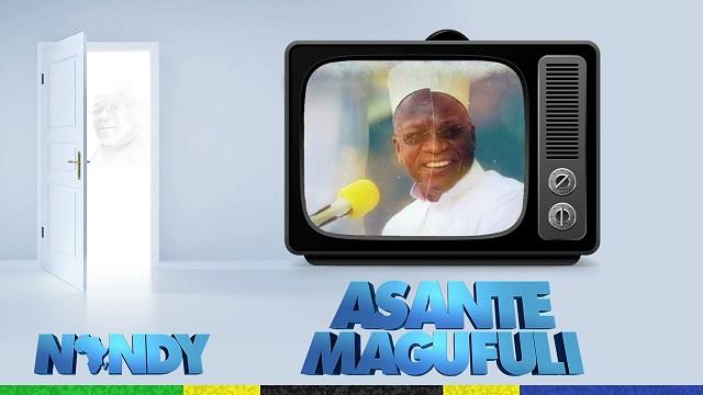 Nandy Ahsante Magufuli
