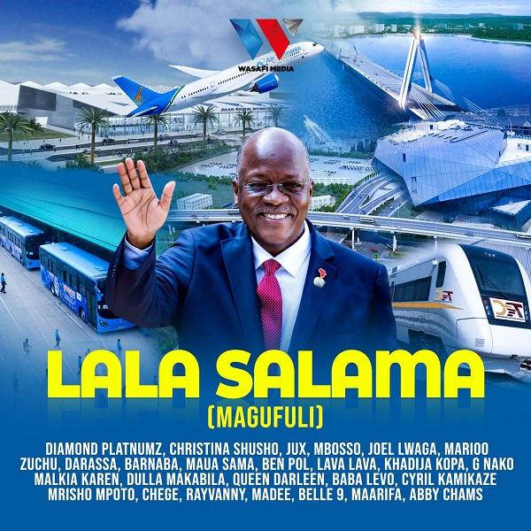 Tanzania All Stars Lala Salama Magufuli