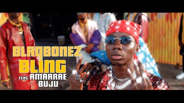 Blaqbonez Bling Video
