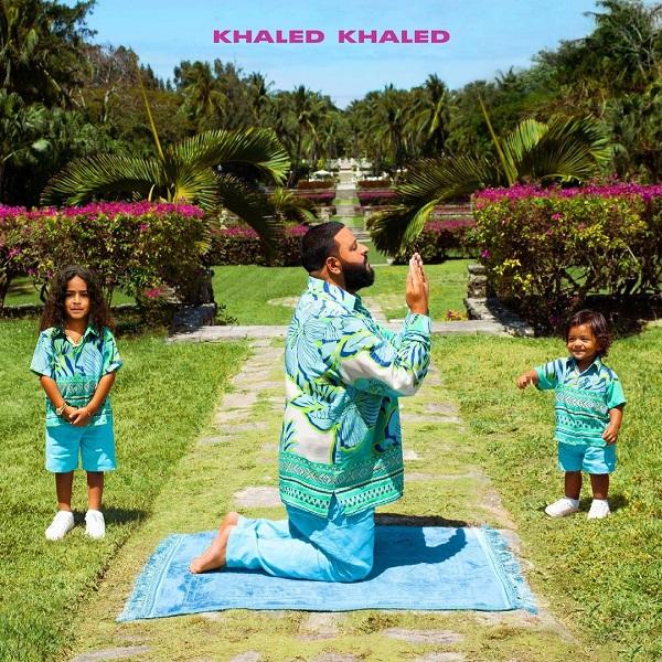 DJ Khaled KHALED KHALED Album