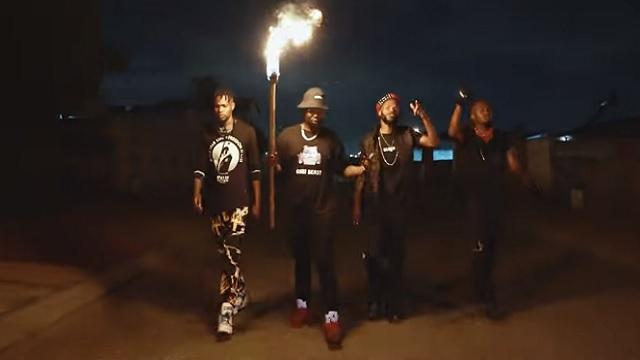 Kwesta Fire In The Ghetto Video