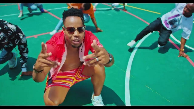 Nay Wamitego Chini Official Video