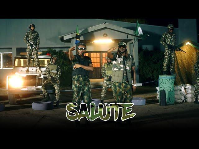 Alikiba Salute ft. Rudeboy Video